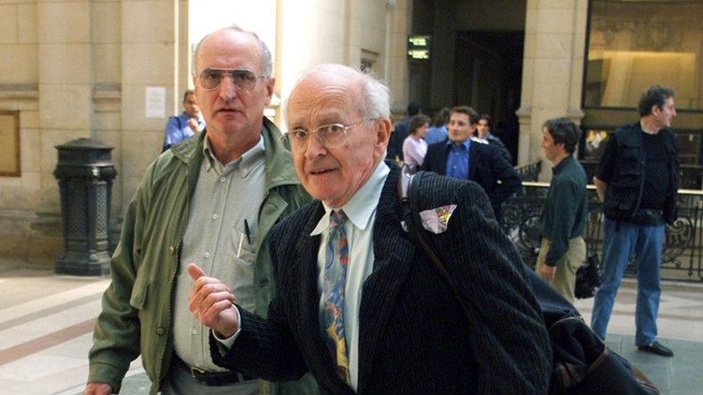 La justice reconnaît que Robert Faurisson est un «révisionniste»