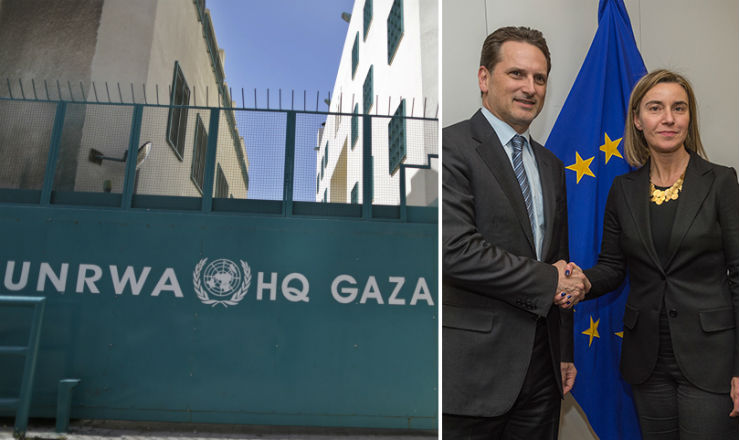 Agressions sexuelles à Gaza : Fonctionnaires de l'UNWRA et Hamas s'entendent pour l'impunité des crimes sexuelles