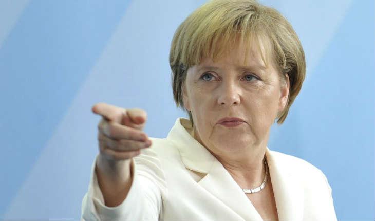 Angela Merkel exige l´ouverture des frontières en cas de nouvelle vague migratoire
