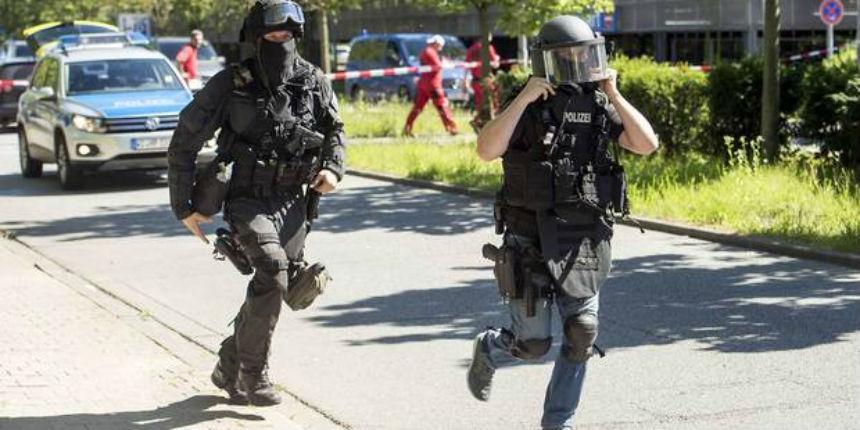 Breaking News – Allemagne: Entre 25 et 50 blessés dans un cinéma suite à une attaque d'un terroriste armé abattu par la police
