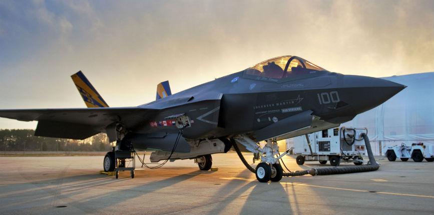 Lieberman : «Israël et les USA proches de conclure le plan d'aide à la Défense». Israël recevra bientôt les premiers avions de chasse F-35