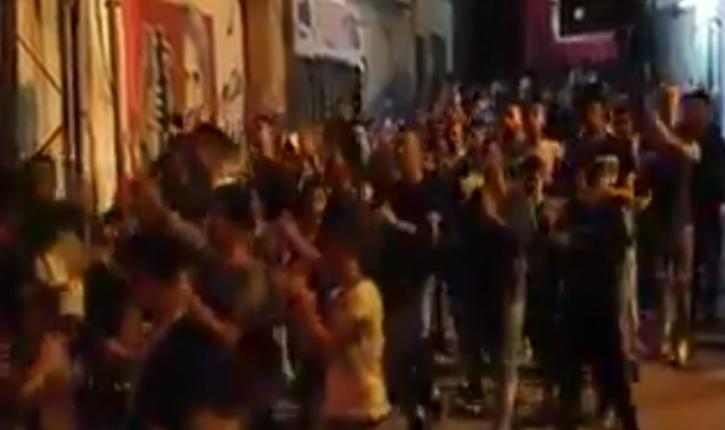 [Vidéos] Attentat Tel Aviv : Scènes de liesse à Jérusalem et Bethléem