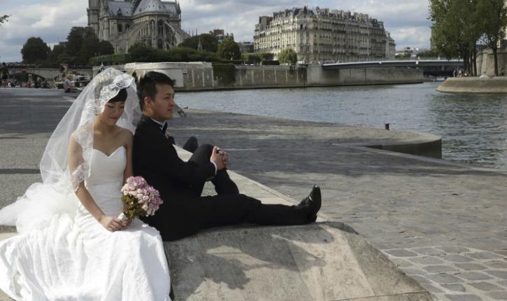 Chine : les femmes ont désormais interdiction d'épouser un étranger