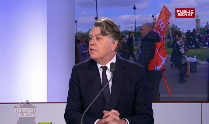 [Vidéo] Gilbert Collard: « ceux qui sèment la violence en France sont les islamo-gauchistes qui sont anti-sionistes »