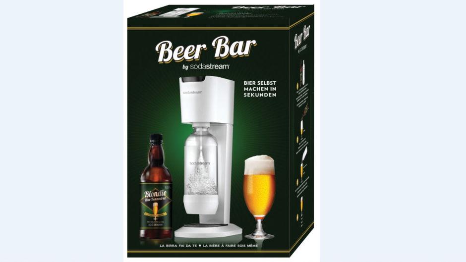 Israël : SodaStream lance son système de bière faites-maison. L'action prend 10%