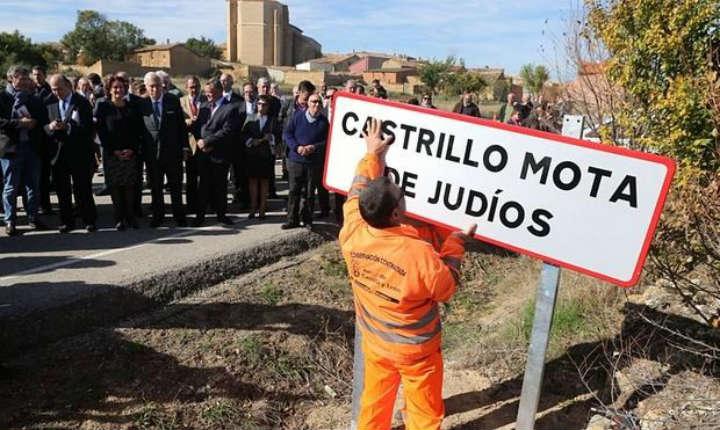 Le village espagnol «Castrillo» rebaptisé «la colline des juifs, jumelé avec une ville israélienne