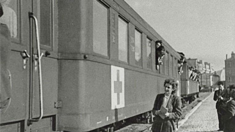 Elle a sauvé des centaines d'enfants juifs du camp de Rivesaltes