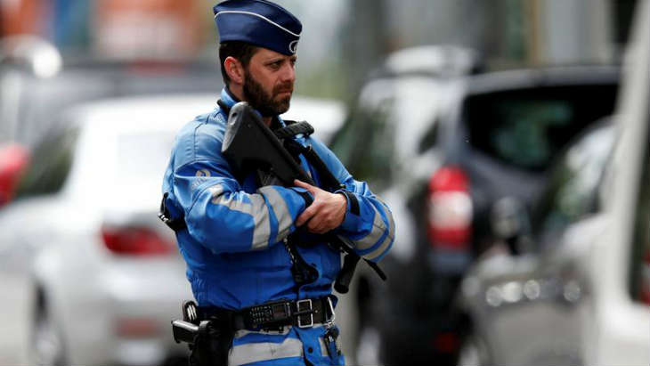 Impressionnante opération antiterroriste en Belgique