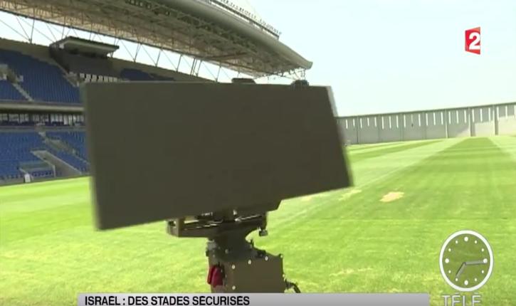 [Vidéo] Israël protège les stades français de football pour l'Euro 2016