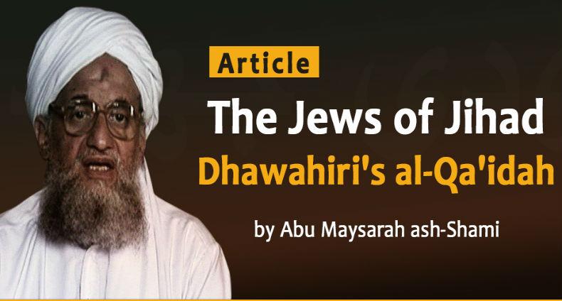 Tandis qu'Al Qaïda traite l'Etat islamique de «sioniste», Daesh utilise le hashtag « juifs du djihad » pour se moquer d'Al-Qaïda