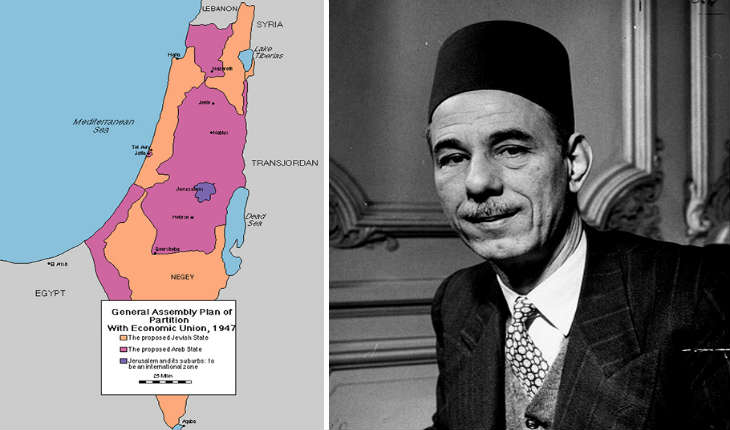 Par Fred Mouroum: Que d'erreurs historiques commises par les Arabes contre Israël !