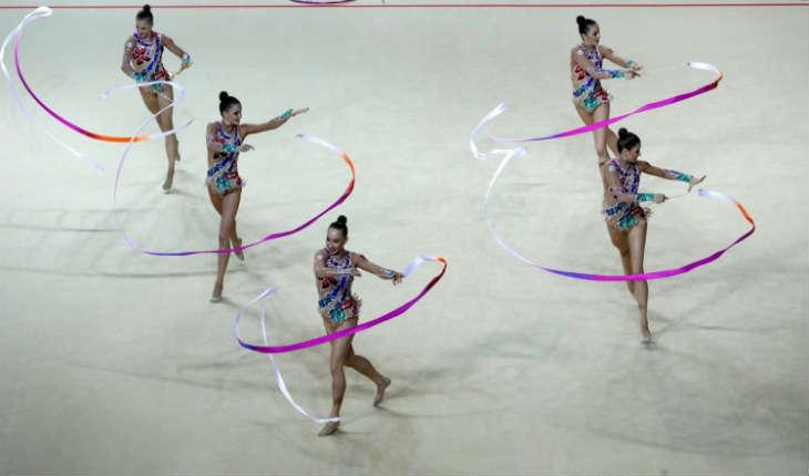 [Vidéo] Israël sacré champion lors de la Coupe du monde de gymnastique