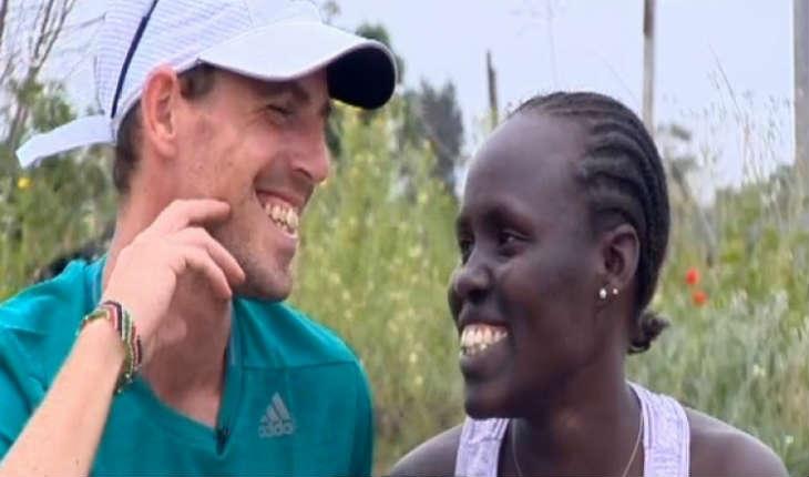 Une marathonienne kényane représentera Israël à Rio