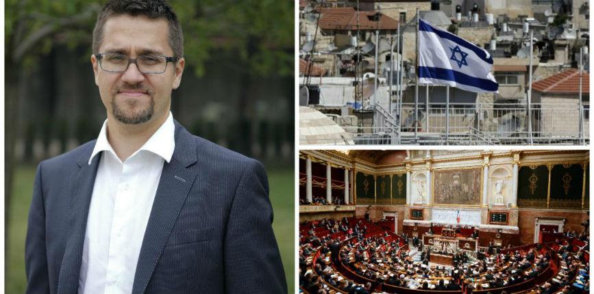 Assemblée Nationale : Les amendements anti-israéliens en faveur du boycott d'Israël du député frondeur PS Bachelay retirés en séance