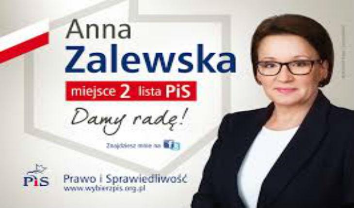 La ministre polonaise de l'Education remet en question l'implication de Polonais dans les progroms!