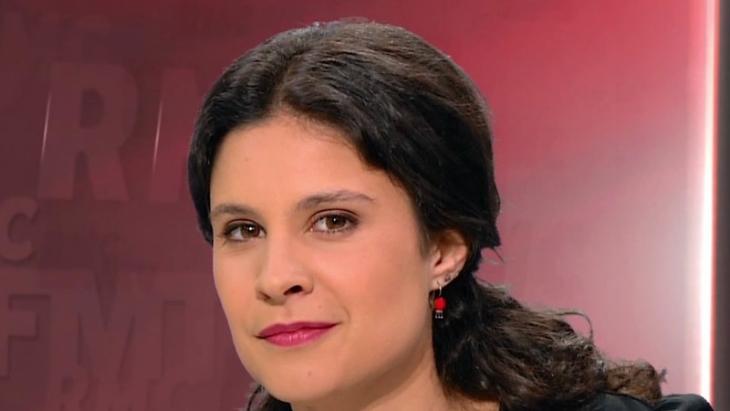 """[Vidéo] Apolline de Malherbe répond avec émotion à la question """"c'est quoi être juif"""""""