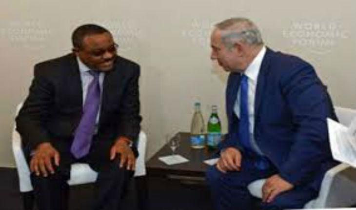 L'Ethiopie, dernière étape du périple africain de Binyamin Netanyahou