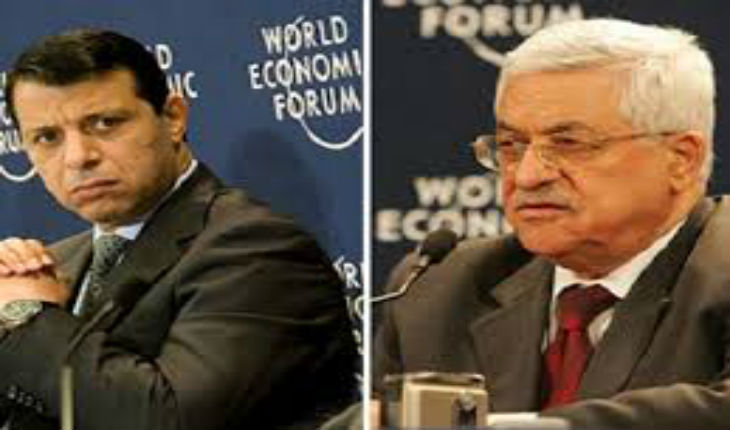 Mahmoud Abbas ne veut pas d'un retour de Mohamed Dahlan