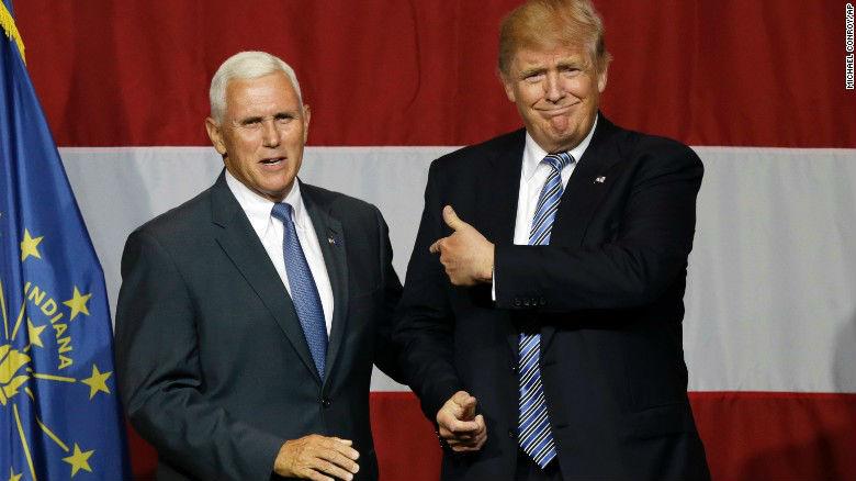 USA : Trump choisit son vice-président lors de la convention républicaine de Cleveland