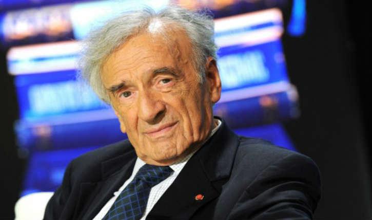 Elie Wiesel rescapé de la Shoah, prix Nobel de la paix s'est éteint à l'âge de 87 ans