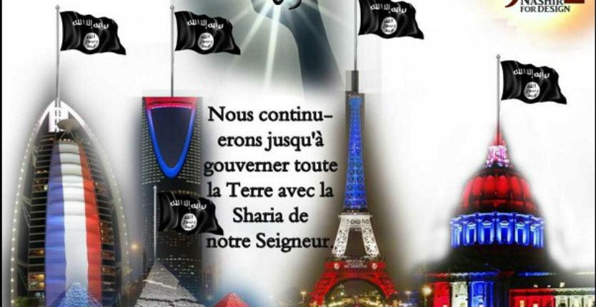 Réactions des islamistes à l'attentat de Nice : « Nous voulons Paris avant Rome »