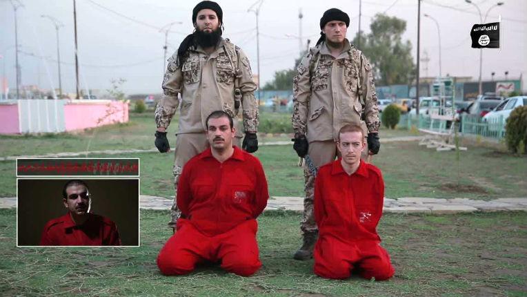 Nouvelle barbarie islamiste : Deux djihadistes francophones en Irak décapitent deux otages et félicitent le terroriste de Nice