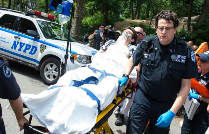New York : Explosion à Central Park, un blessé grave
