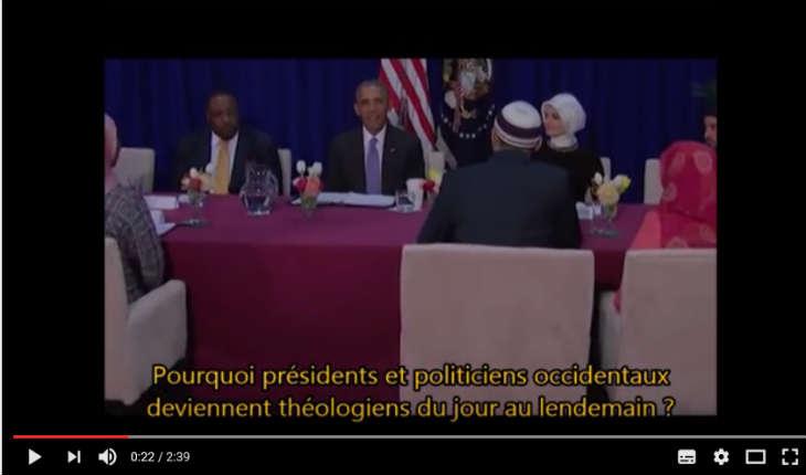 [Vidéo] Frère Rachid: Qui a raison dans le débat quant à savoir si le coran est pacifique ou violent?