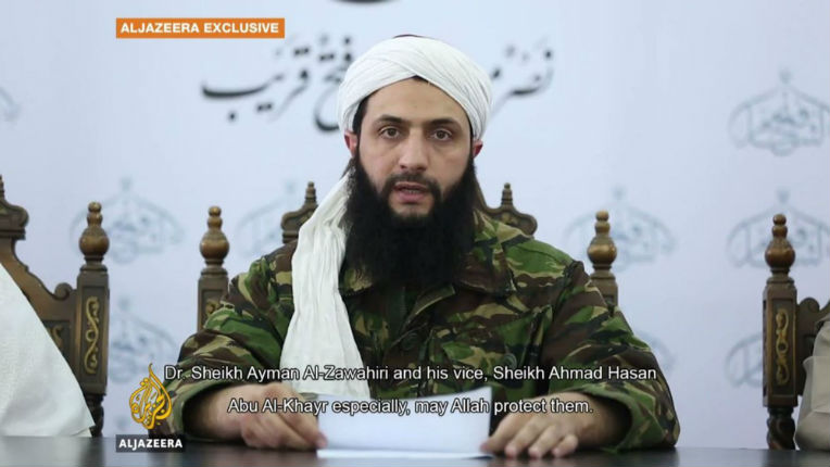 Le Front al-Nosra annonce sa rupture avec Al-Qaïda