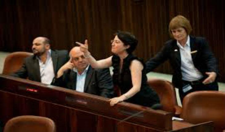 Grandiose: Hanin Zoabi porte plainte pour incitation contre elle!