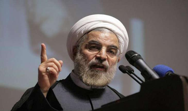 Iran: Rouhani menace de rétablir son programme nucléaire
