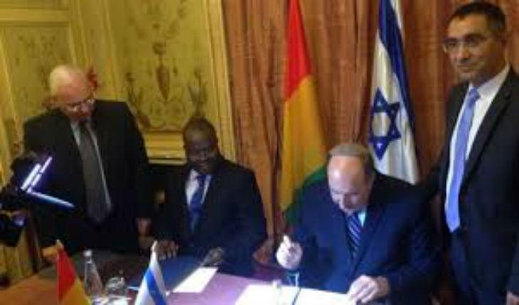 Le Sénégal et la Guinée envoient leur ambassadeur en Israël pour la 1ère fois