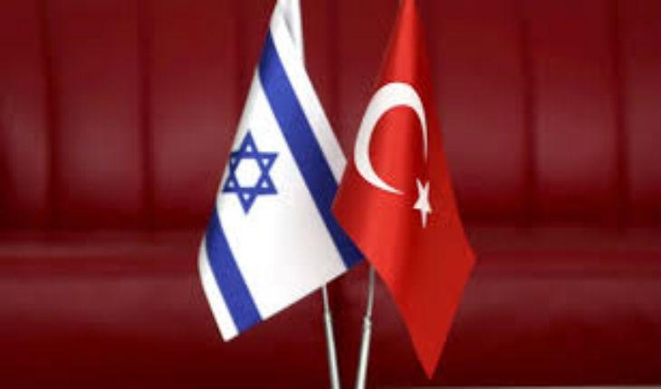 De nouveaux éléments sur l'accord de normalisation Israël-Turquie
