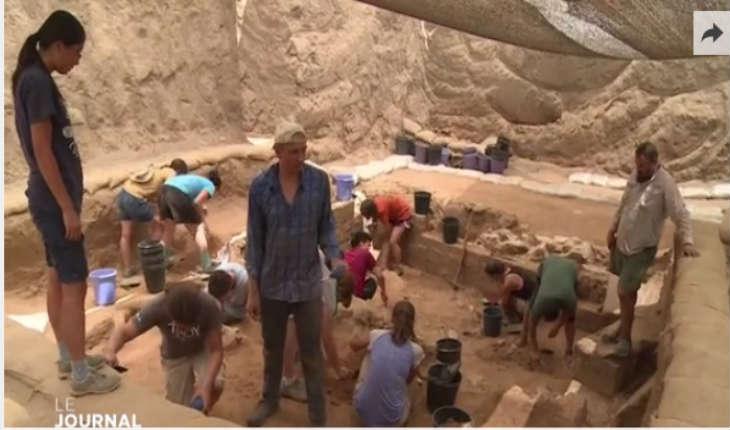 [Vidéo] Israël: un cimetière livre les secrets du peuple de Goliath