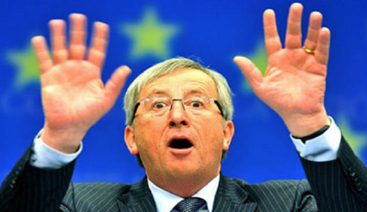 Pour Juncker: «Peu importe la crise des migrants et le terrorisme djihadiste, nous ne renoncerons jamais à l'ouverture des frontières»