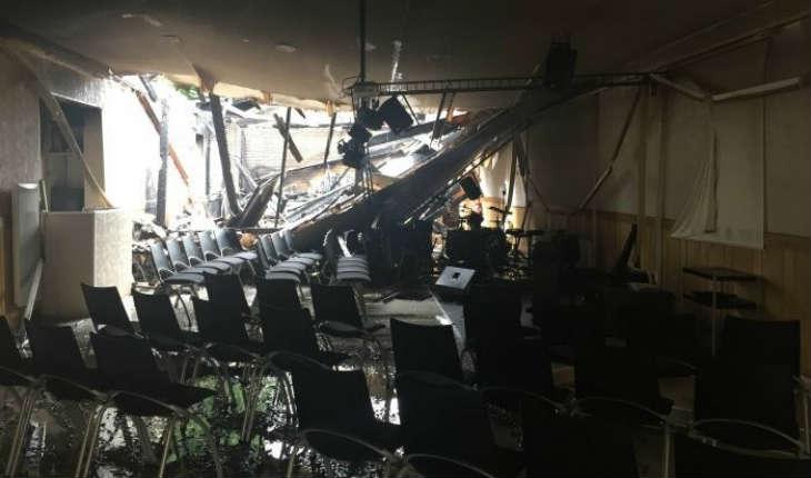 Une église du Pas de Calais a été entièrement détruite par un incendie. Une enquête a été ouverte