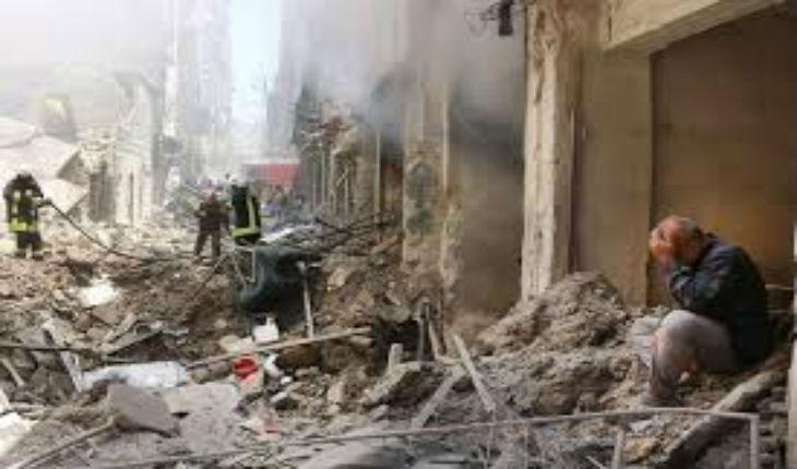 Syrie: carnage de civils lors d'une attaque des forces de la coalition