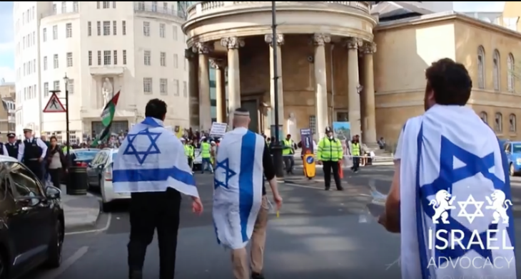 La marche du Hezbollah à Londres ne s'est pas passée comme prévu cette année – Victoire Sioniste !