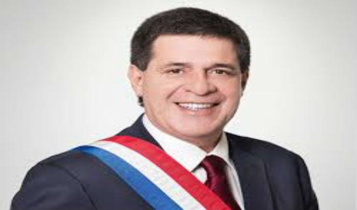 Première: le président du Paraguay en visite officielle en Israël