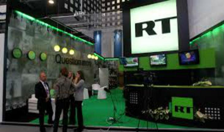 Antisémitisme sur la chaîne de télévision Russia Today