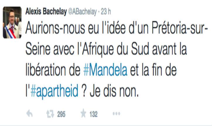 Lettre ouverte d'un citoyen français au député d'extrême gauche antisioniste Alexis Bachelay