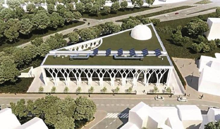 Revue de presse : Mulhouse un palais pour l'UOIF