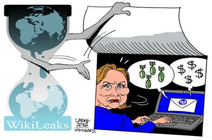 10 révélations venant des emails de campagne d'Hillary Clinton que les médias ne vous dévoileront jamais