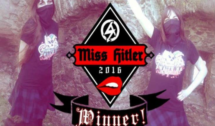 Découvrez la Miss Hitler britannique 2016
