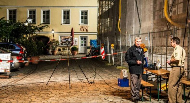 Attentat-suicide islamiste en Allemagne : Un réfugié Syrien se fait exploser à l'entrée d'un festival et fait 12 blessés dont 3 graves. Encore un «déséquilibré»…