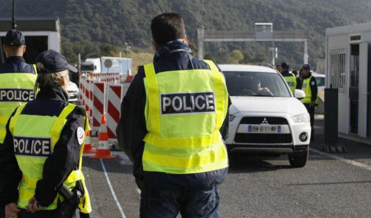 Attentat de Nice: retour des contrôles aux frontières françaises