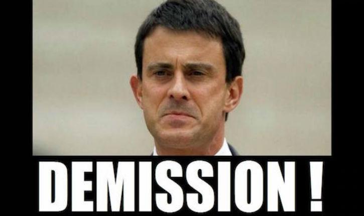 Nice. « Oui j'ai sifflé Manuel Valls . Il faut qu'il dégage ! ». Un Breton témoigne