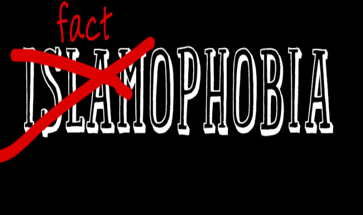 Qu'on ne nous parle plus d'islamophobie !