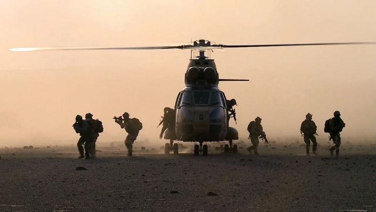 Deux soldats français des forces spéciales tués en mission en Libye
