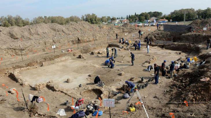 Israël: découverte de rares mosaïques illustrant des scènes de la Bible